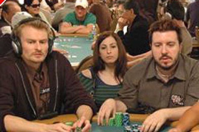 2007 WSOP Updates – Event #8, $1,000 No Limit Hold 'Em (w/ rebuys) – 'Imper1um' Leads... 0001