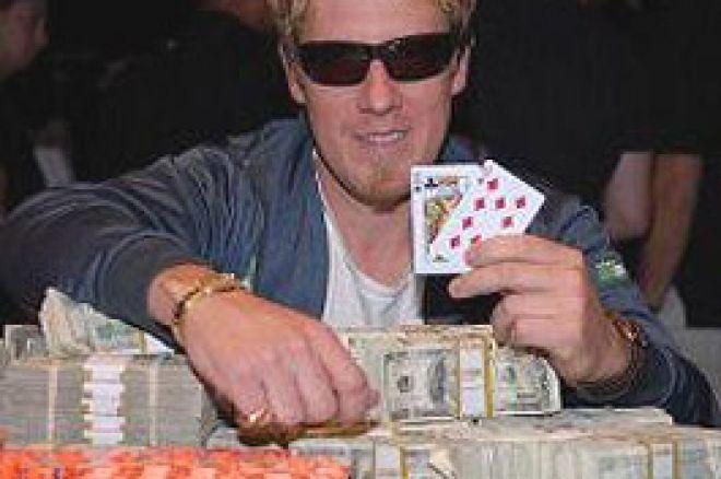 2007 WSOP Event #3 – O'Leary porazilJacoba a získal titul 0001