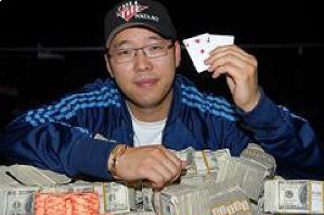 WSOP Updates - Event #8, $1,000 NLHE w/ Rebuys - Chu Makes First WSOP Cash a Winner's Tale 0001