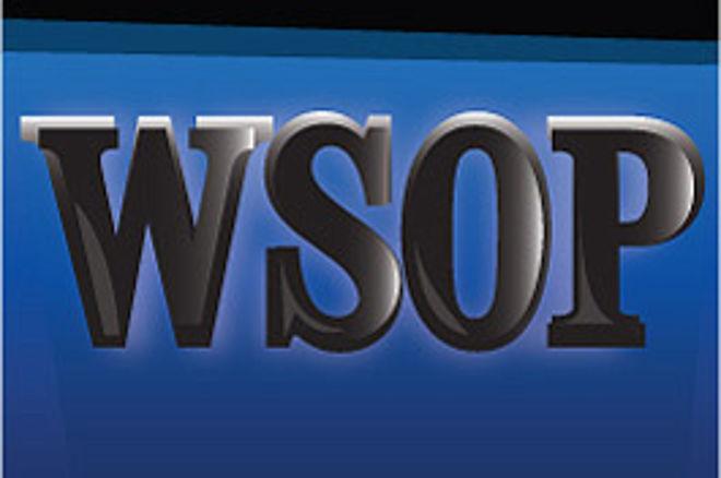 Wyniki WSOP: Turnieje 1-5 0001