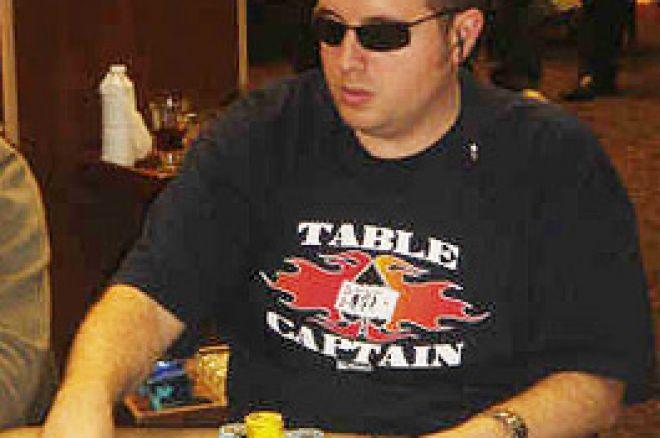 Jeff 'Jaffacake' Kimber vinner WHUPC 0001