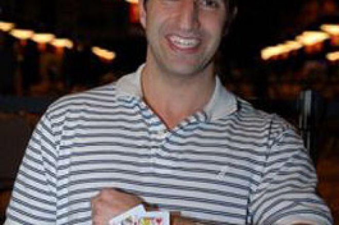 WSOP Updates – Event #18, $5,000 LHE — Saro Getzoyan Wins Limit Championship 0001