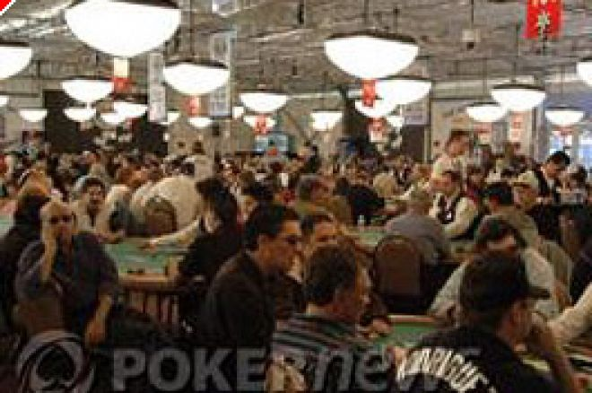 2007 WSOP Overview, June 14th — Negreanu, Lindgren, Raymer, Brenes Falter in Bracelet Runs 0001