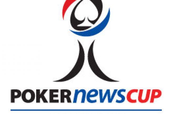 Představujeme první PokerNews Cup. Hrajte o více než $350,000 ve freerollech! 0001