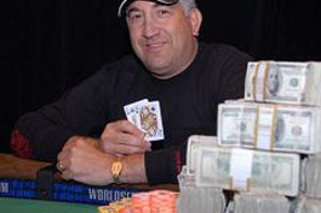 WSOP opdatering – Event #21 - $1,500 NLHE Shootout — Baruch besejrer Negreanu i Shootout 0001
