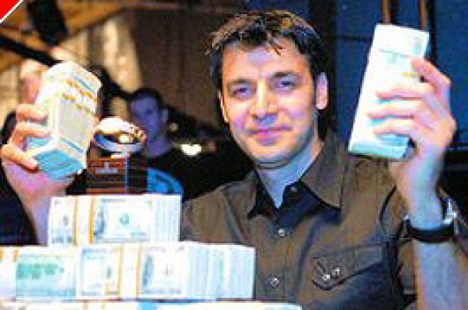 WSOP Event 19 - $2,500 NLH – Francois Safieddine Vencedor 0001