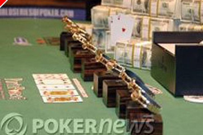 2007 WSOP Overview, June 16th — Clements, Mackey Find WSOP Gold 0001