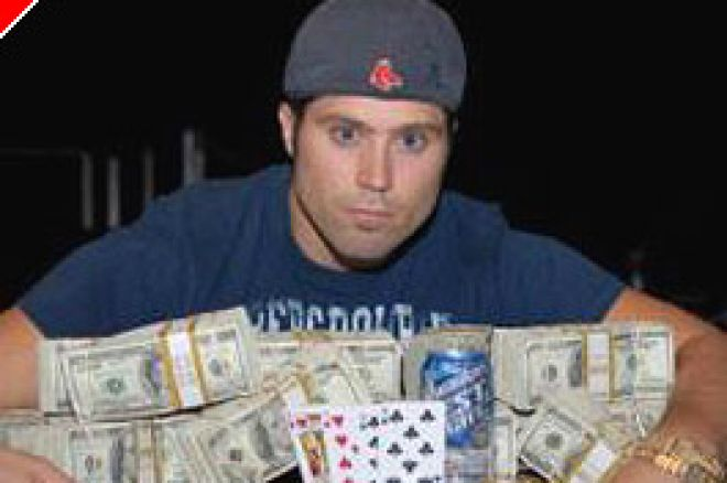 WSOP Profiles: $1,500 Pot Limit Omaha Champion Scott Clements 0001