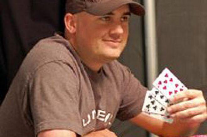 Ryan Hughes WSOP