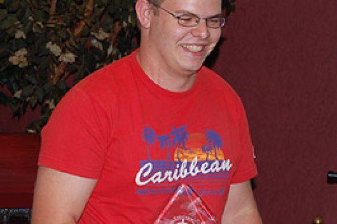 CCC AUSTRIAN MASTERS 2007 € 200 No Limit Holdem Turnierergebnis vom 18.06. 0001