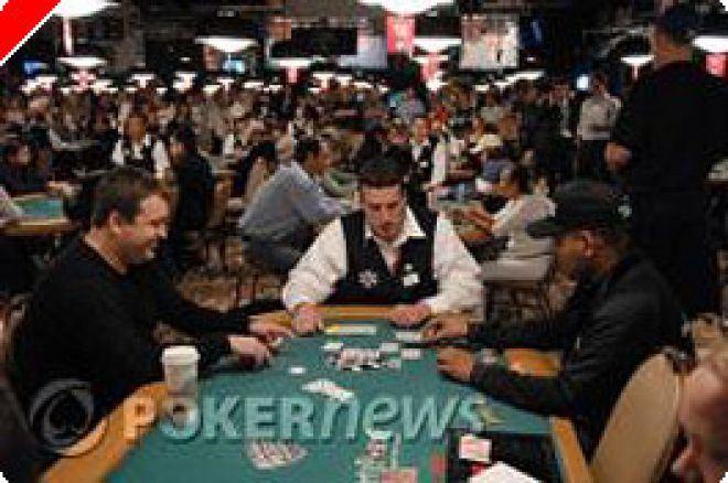 WSOP Updates – Event #31, $5,000 Heads-UP NLHE — Round of 64 Set 0001