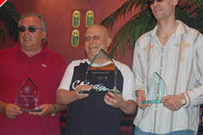 CCC AUSTRIAN MASTERS 2007 - Turnierergebnis vom 20.06. Pot Limit Omaha €200 0001