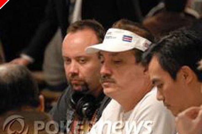 2007 WSOP Overview, June 20th — Corkins in a Runaway, Heads-Up Final Eight Set 0001