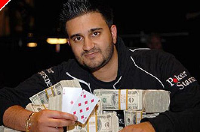 WSOP opdatering – Event #28 – Shankar Pillai på toppen, Hellmuth udligner Cloutiers... 0001