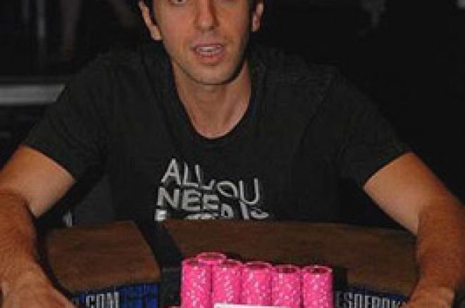 WSOP Updates, Event 48, 2-7 Triple Draw – Rafi Amit Wins Lowball Bracelet 0001