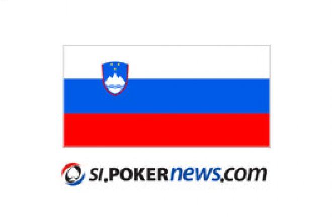 PokerNews expandering fortsätter med lansering av Slovensk sida 0001