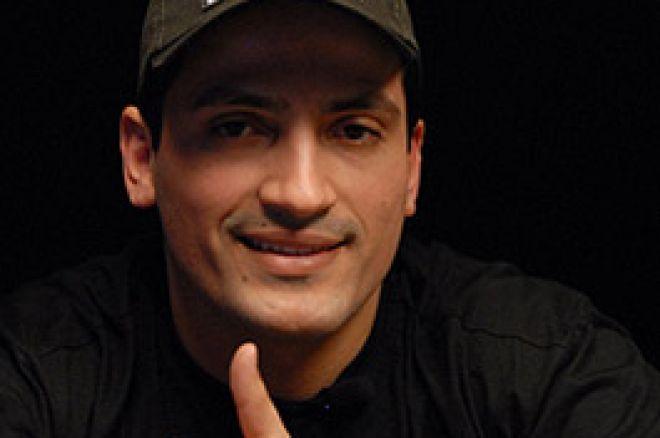 Leandro Brasa Pimentel Faz História no Event 49 das WSOP 2007 0001