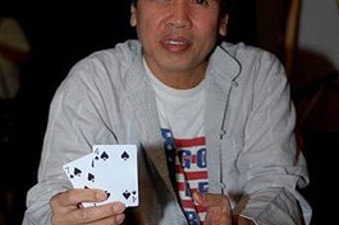 WSOP Updates, Event 51, $1,000 S.H.O.E – Dao Bac gewinnt Gold 0001