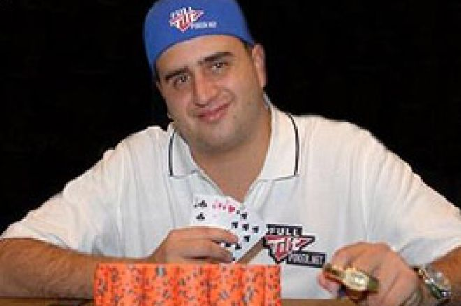 WSOP Event 50 $10,000 PLO – Robert Mizrachi Rei do Omaha World Championship 0001