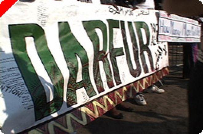 Stars im Charity Fieber oder Ben Affleck und Matt Damon zockten für Darfur 0001