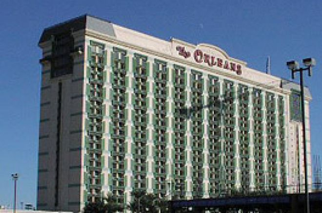 The Orleans, Las Vegas - UK PokerNews Review - The Orleans Hotel and Casino 0001