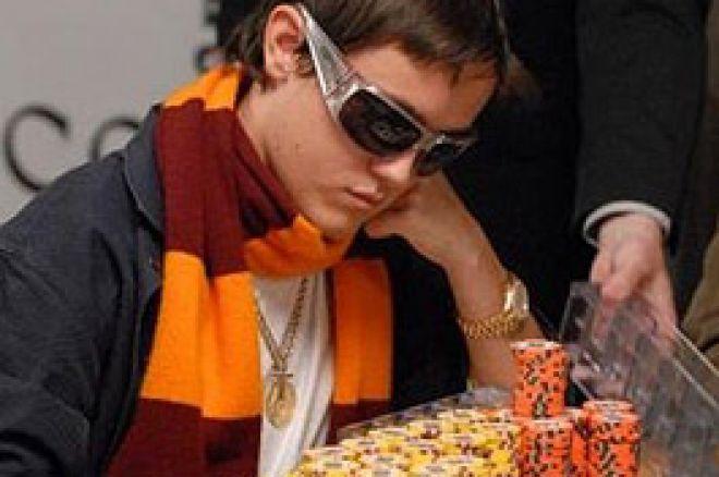 WSOP Update, $10,000 Main Event, Den 3- Zbylí hráči se dostali do peněz, vede Dario... 0001