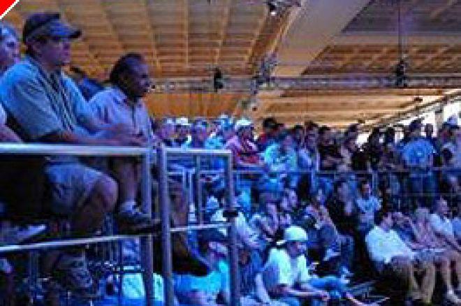 WSOP 2007 Main Event, Day 6 – Philip Hilm en tête pour la table finale 0001