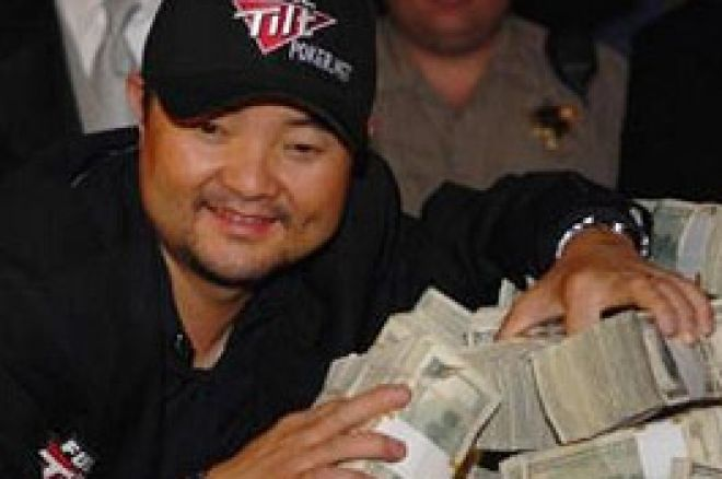 Jerry Yang Wins the WSOP! Jon Kalmar Takes 5th for $1.25m 0001