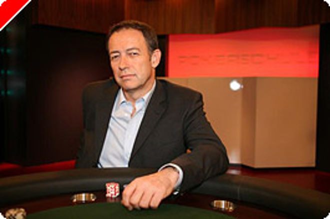 """Eddy Scharf als neuer """"Full Tilt Poker"""" Spieler 0001"""