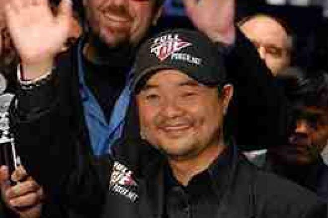 Jerry Yang vinner WSOP 2007 0001