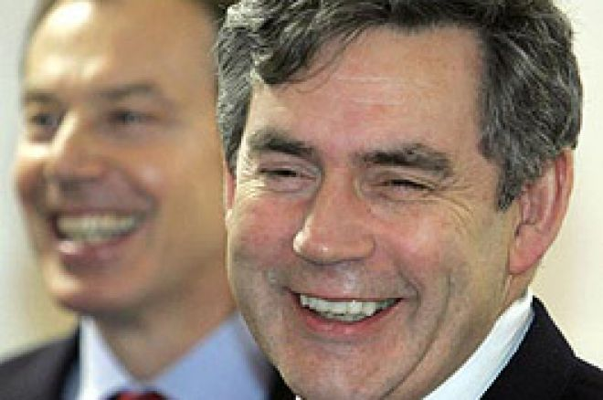 Gordon Brown to Scrap Online Poker Room Advertising? 0001