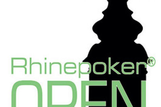 Rhinepoker wird 1 Jahr und feiert den ersten Geburtstag mit einem richtigen Cash-Turnier 0001
