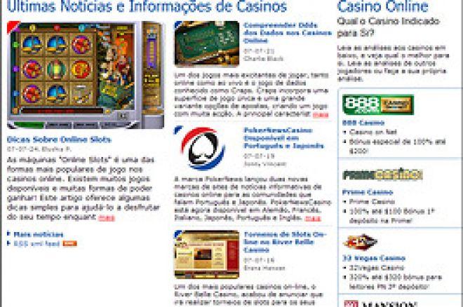 PT.PokerNews Lança Página Informativa Sobre Casinos Online 0001