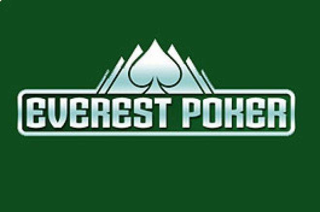 Spesialbonus fra Everest Poker til lesere av PokerNews Norge. 0001