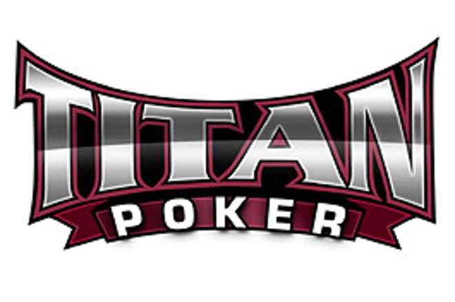 PokerNews spelare vinner plasma-tv hos Titan Poker 0001