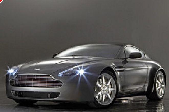 Behind the Rail – Saving up for my Aston Martin on PokerStars 0001