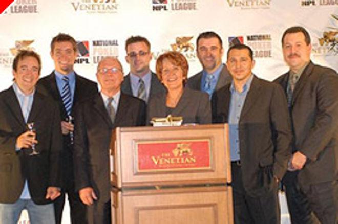 Das Venetian Hotel und die National Poker League (NPL) kündigen Partnerschaft an 0001