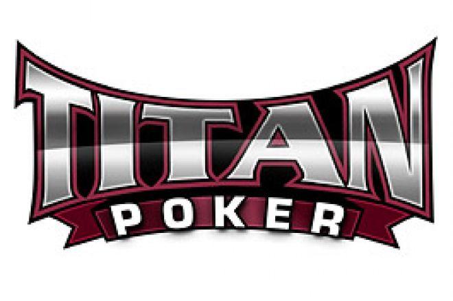 Titan Poker - TV écran Plasma et 11 freerolls $5000 PokerNews Cup 0001