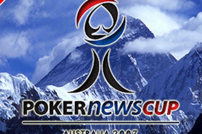 Fantasztikus $7,500 PokerNews Cup Satellite Series az Everest Poker termében HAT HÉTEN... 0001