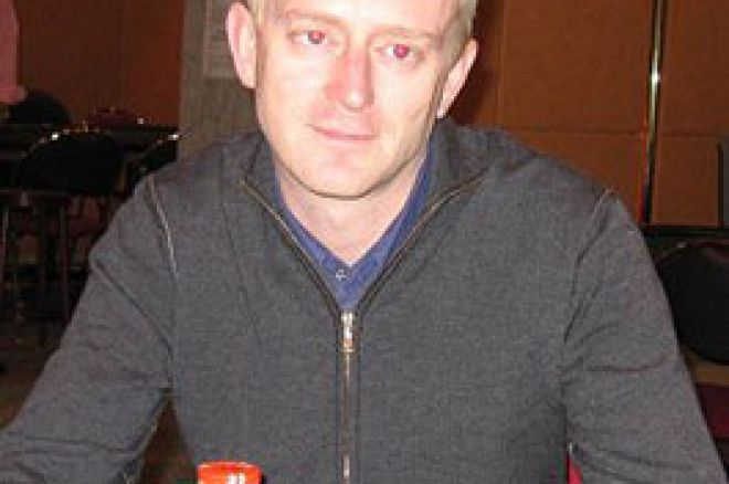 Dave Colclough makes Back to Back Final Tables 0001