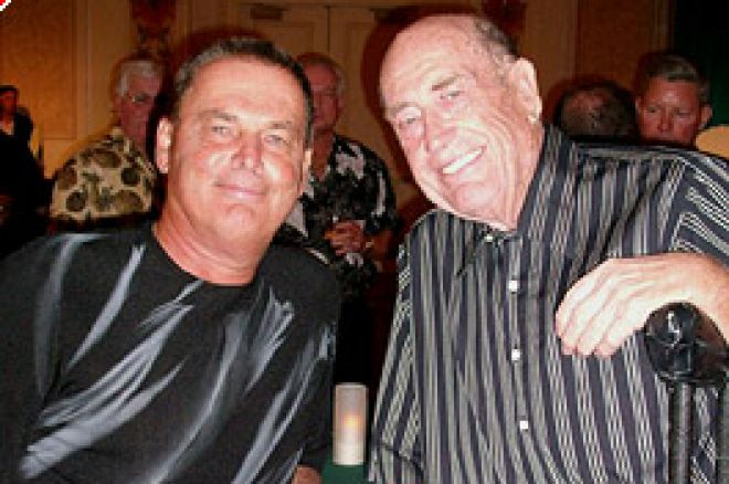 Doyle Brunson & Dewey Tomko Hold High Stakes Golf Launch Party at Venetian Last Night 0001
