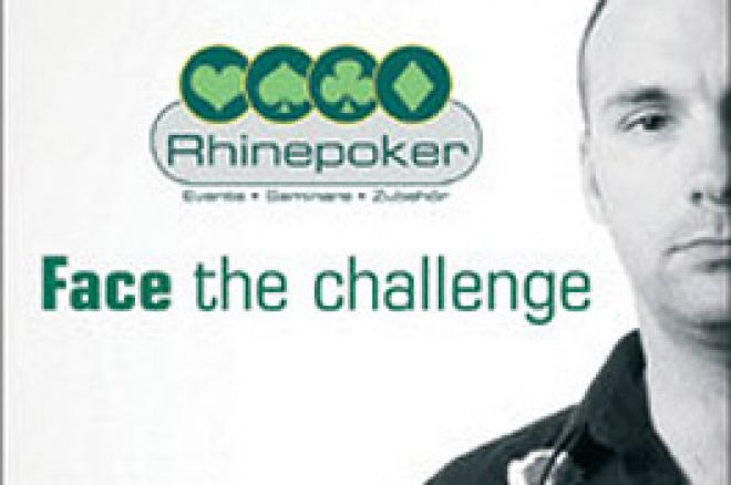 Starker Final Table beim 2. Rhinepoker Bankroll Tournament 0001
