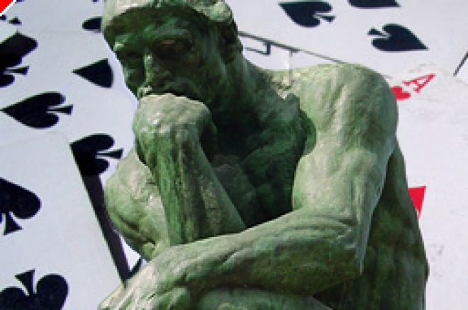 Pokerhand analyse - Top Pair Top Kicker 0001