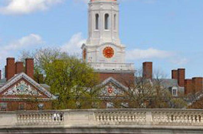 Profesor prava na Harvardu želi pri učenju uporabiti teorijo pokra 0001