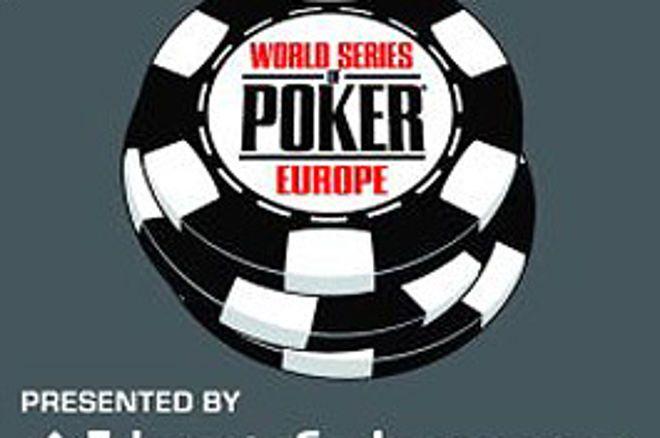 Hellmuth, Ivey, Brunson y otros grandes en Londres para la inauguración de la WSOP Europe 0001