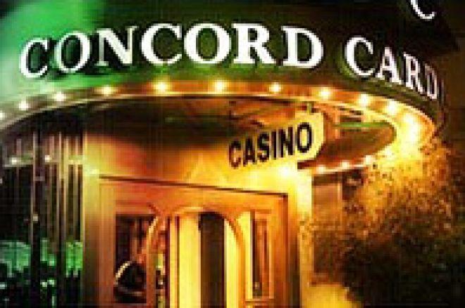 """Das """"Concord Card Casino"""" oder die """"Mutter"""" der Pokercasinos – ein persönlicher... 0001"""