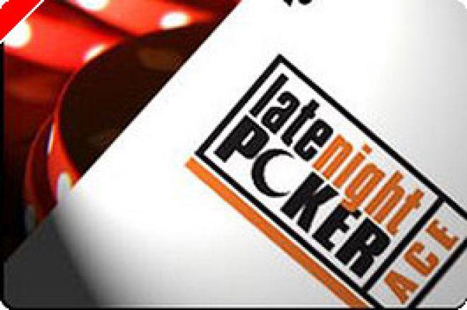 Late Night Poker zollt seinem legendären Produzenten Tribut 0001