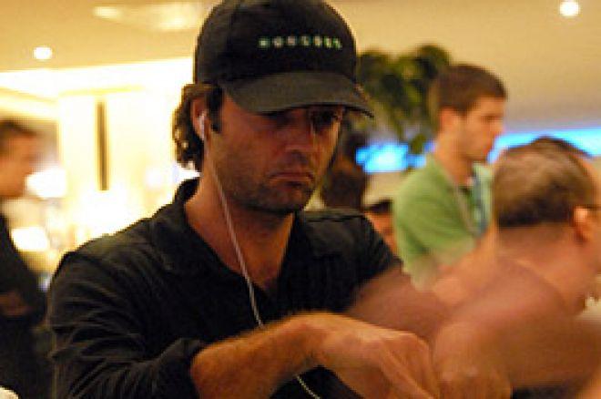 EPT Barcelone 2007 - Fabrice Soulier parmi les chip leaders après le Day1 0001