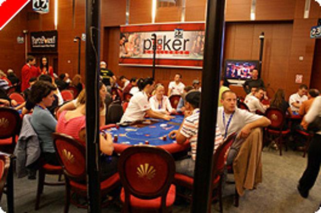 Kurzer Lagebericht der CARD Poker Challenge 0001