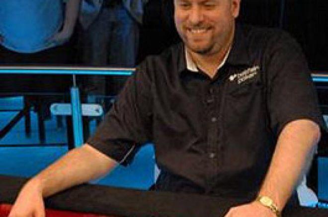 WSOPEurope, Event 1- £2,500 HORSE: Thomas Bihl má první náramek z evropského WSOP 0001